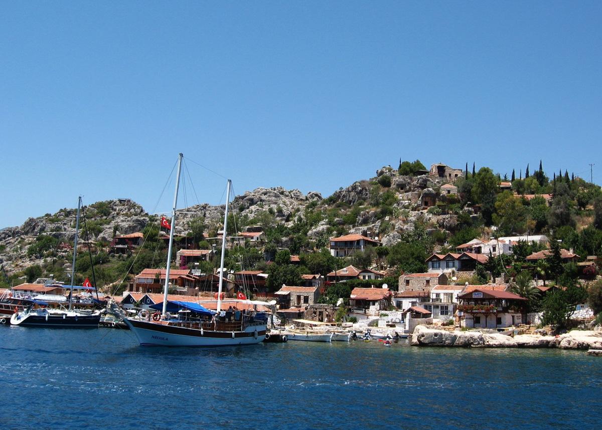 Турция, Кекова