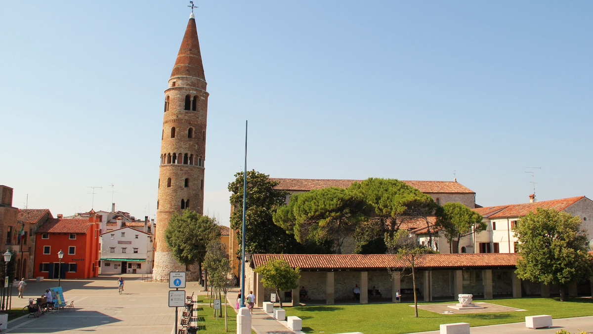 Каорле. Италия