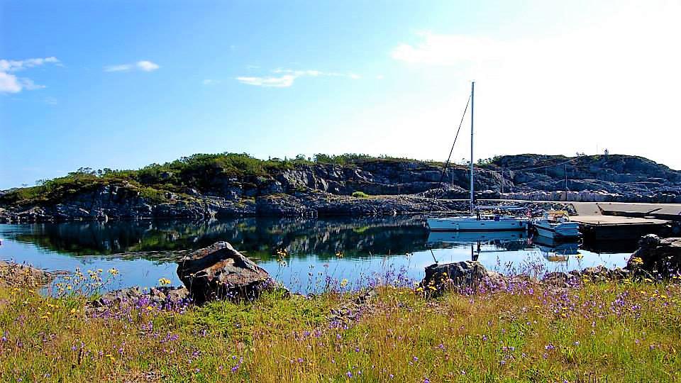 Остров Сталмен. Норвегия
