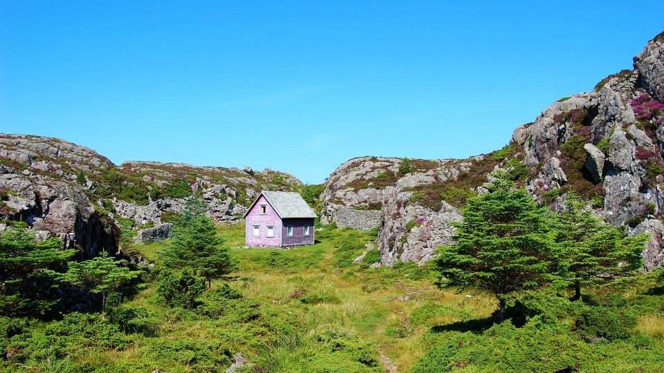 Прогулка по острову Сталмен. Норвегия