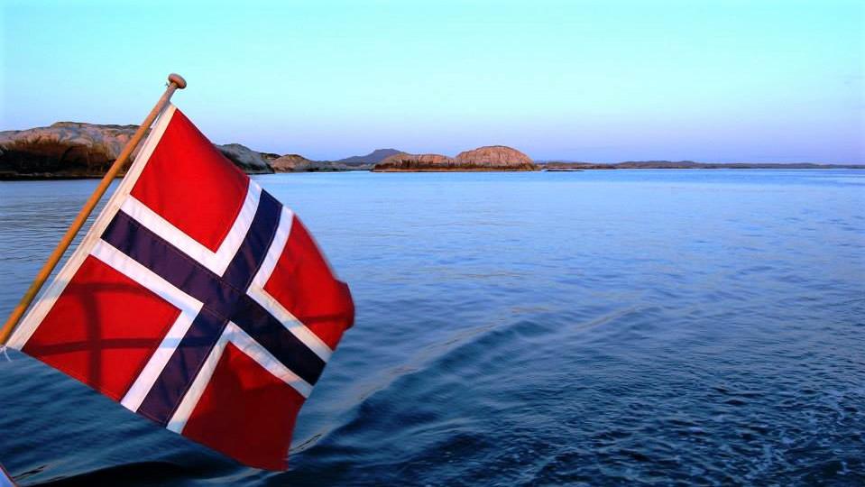 Шхеры в Атлантике. Норвегия