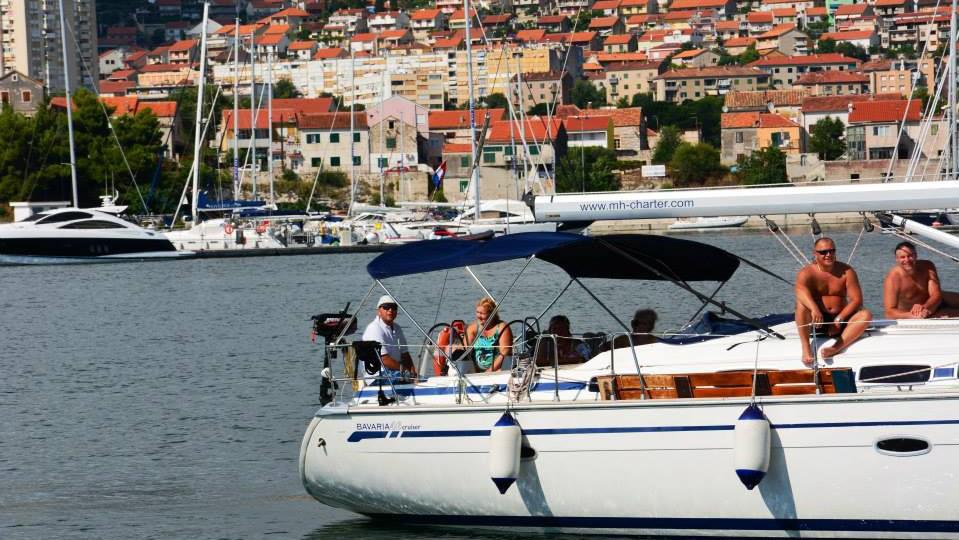 Яхтинг в Хорватии 2
