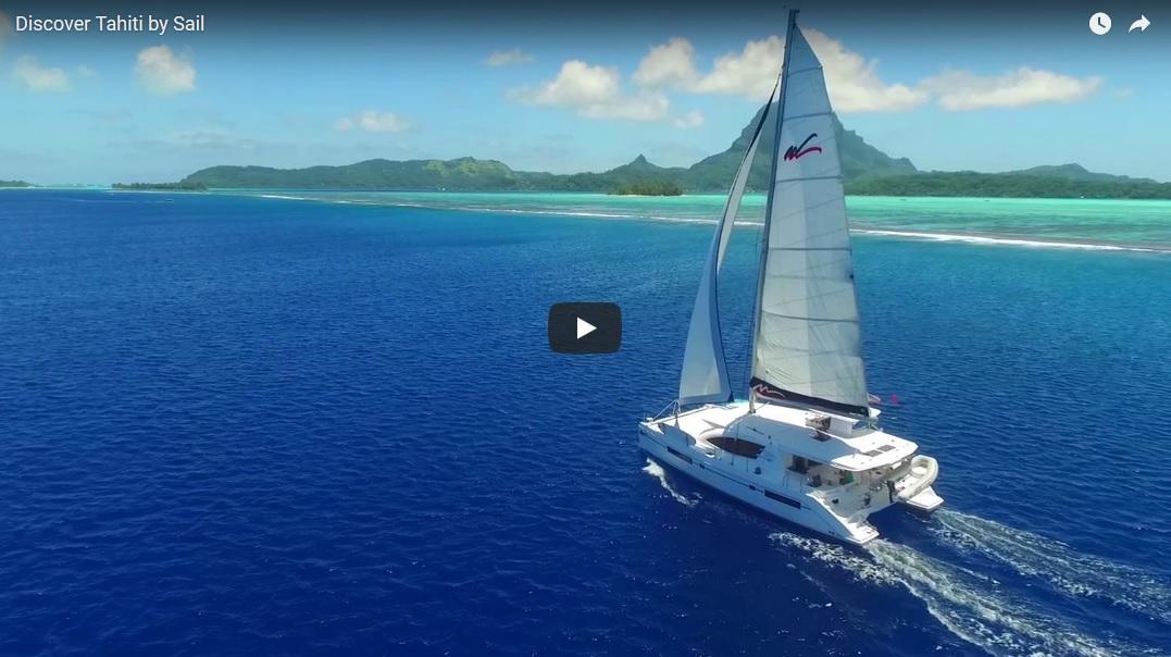 """Video """"Jadranje na Tahiti"""""""