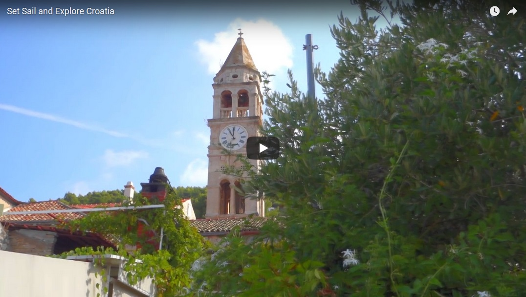 "Video ""Jadranje na Hrvaškem"""